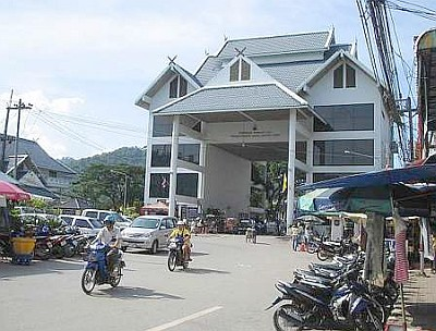 Mae Sai, on the Myanmar-north Thailand border, is teeming with sex workers who stream in daily via motorcycles, buses, trucks and even on foot.