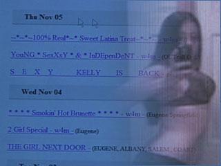 online prostitutes