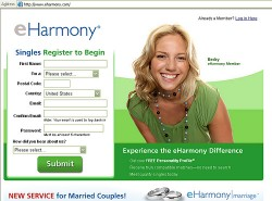 is eharmony real